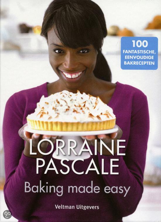 Baking made easy - Nagerechten.be