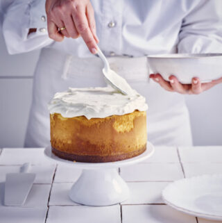 Cheesecake door Sofie Dumont
